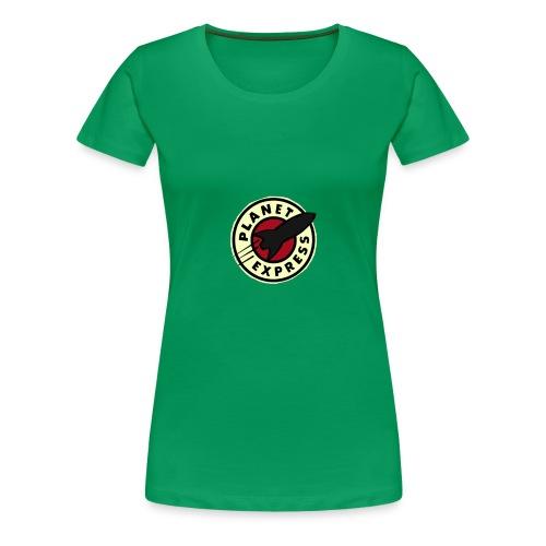 PLANET EXPRESS - Women's Premium T-Shirt