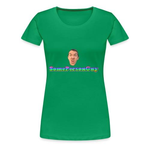 SomePersonGuy TShirt - Women's Premium T-Shirt
