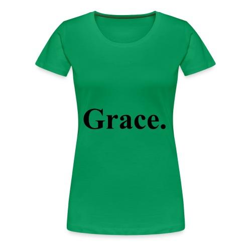 grace - Women's Premium T-Shirt