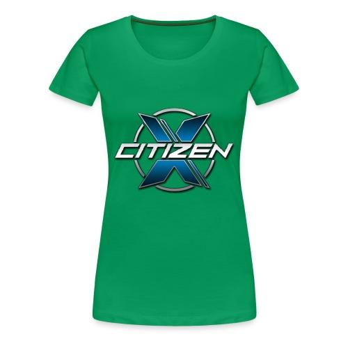 CitizenX Team Logo - Women's Premium T-Shirt