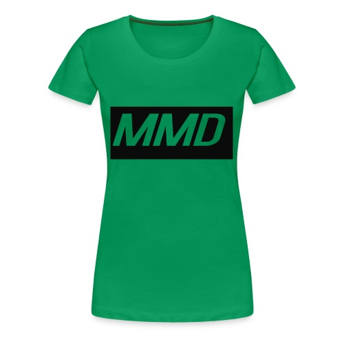mddlogo - Women's Premium T-Shirt