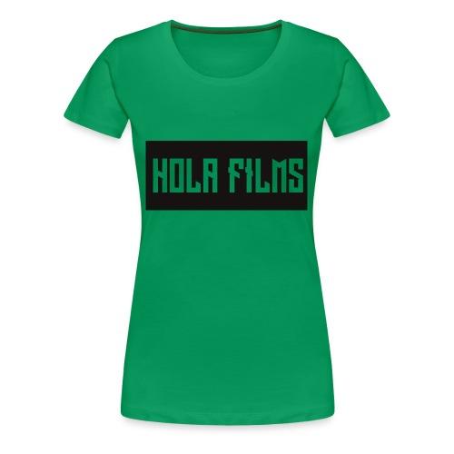 HolaFilmsDesigns - Women's Premium T-Shirt
