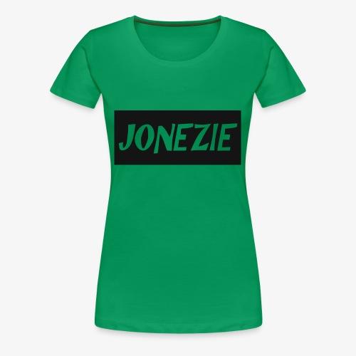 JONEZIE - Women's Premium T-Shirt