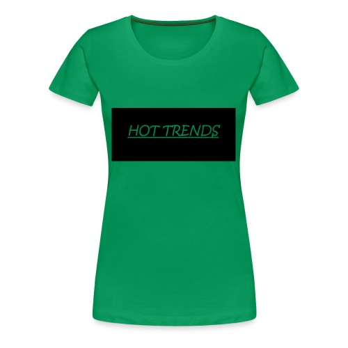 Hot - Women's Premium T-Shirt