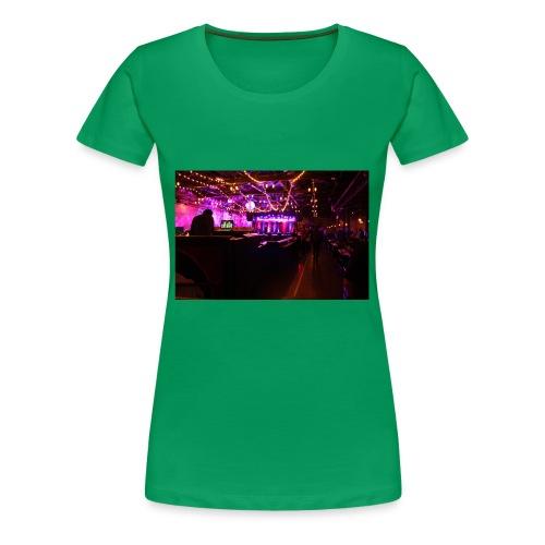 brooklyn bowl - Women's Premium T-Shirt