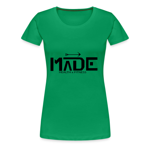 MADEHNFblackoriginal - Women's Premium T-Shirt