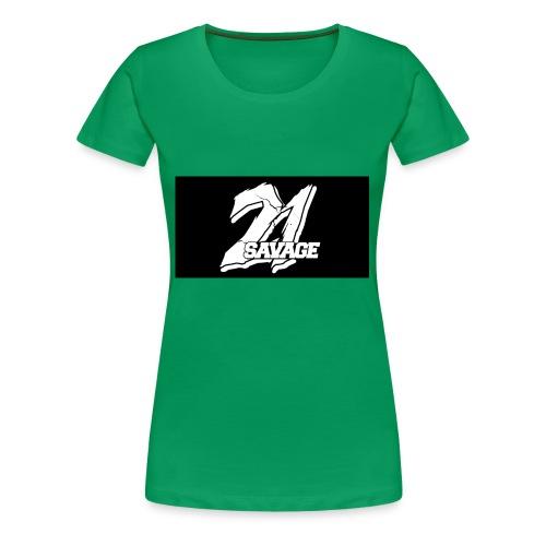21 savage shirt - Women's Premium T-Shirt