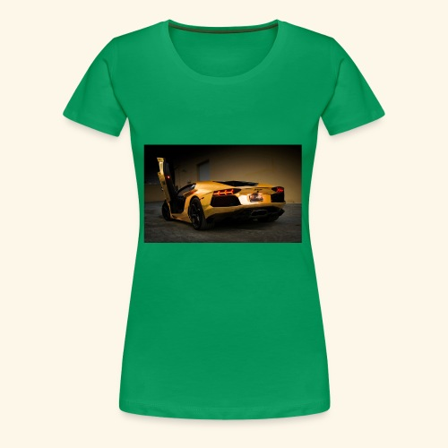 lambo - Women's Premium T-Shirt