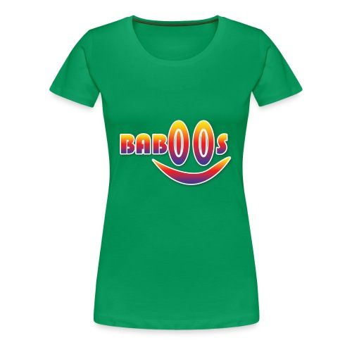 Baboos smiley funny design - Women's Premium T-Shirt