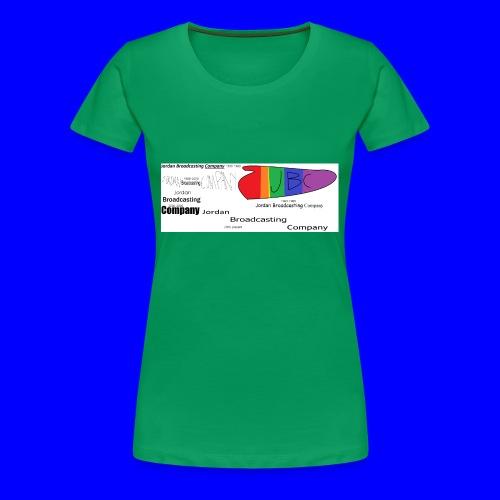 JBC logo history - Women's Premium T-Shirt