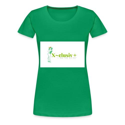 X-CLUSIV PLUS - Women's Premium T-Shirt