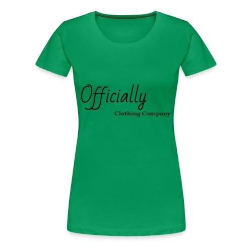 Officially CL - Women's Premium T-Shirt