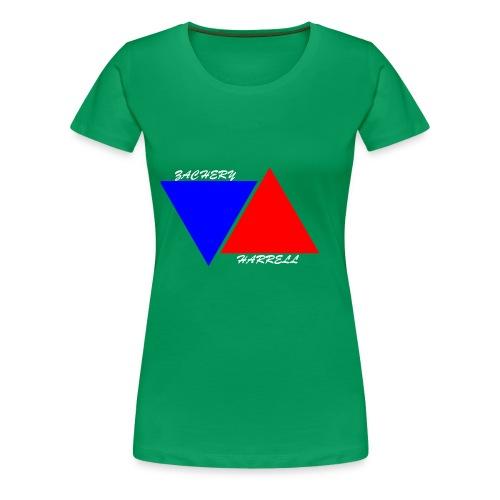 Officail 2017 Zachery Harrell logo - Women's Premium T-Shirt