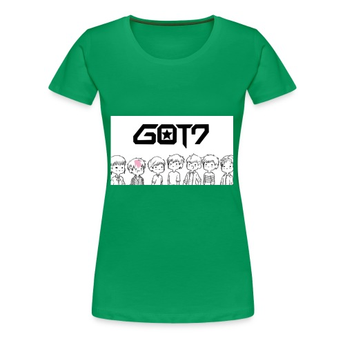 got7 - Women's Premium T-Shirt