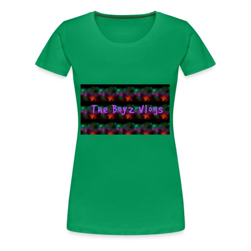 The Boyz - Women's Premium T-Shirt
