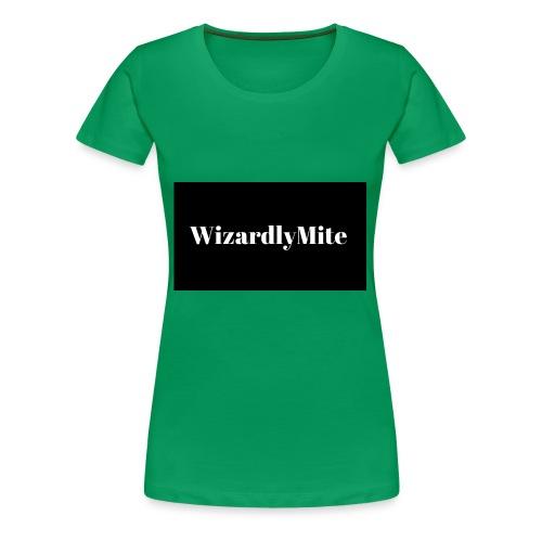 Wizardlymite - Women's Premium T-Shirt