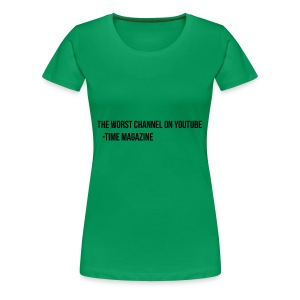 Why are you considering buying this - Women's Premium T-Shirt