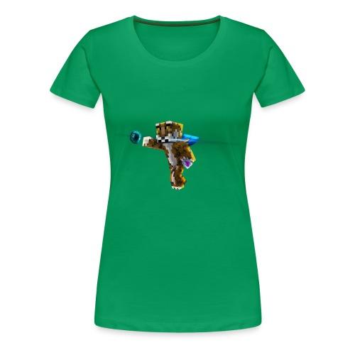 Supershiftery Design 1 - Women's Premium T-Shirt