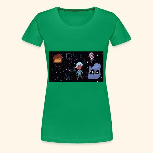 The Blu MERCH - Women's Premium T-Shirt