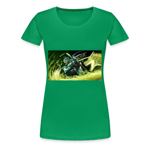 dragon power - Women's Premium T-Shirt