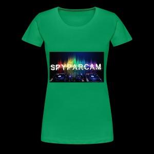 DJ spyparcam - Women's Premium T-Shirt