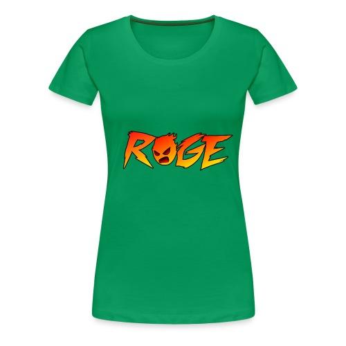 Rage T-shirt - Women's Premium T-Shirt