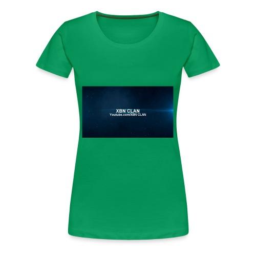 XBN CLAN - Women's Premium T-Shirt
