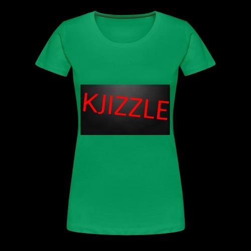 KJIZZLE - Women's Premium T-Shirt