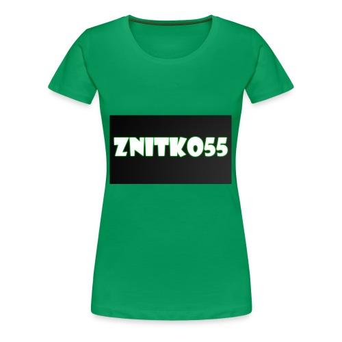 MAJCA ZNITKO553 - Women's Premium T-Shirt