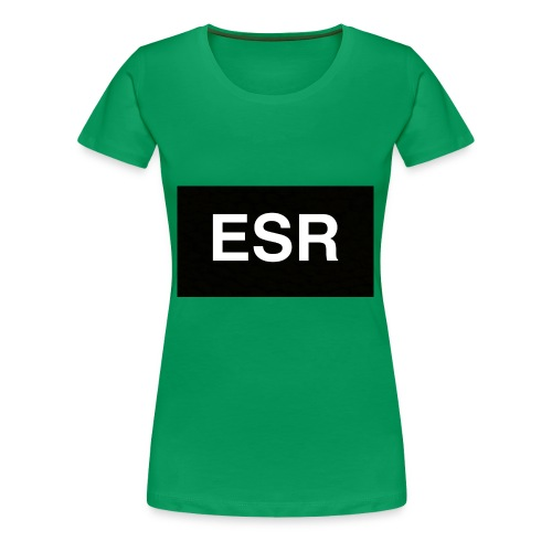 ESR Sweatshirt - Women's Premium T-Shirt