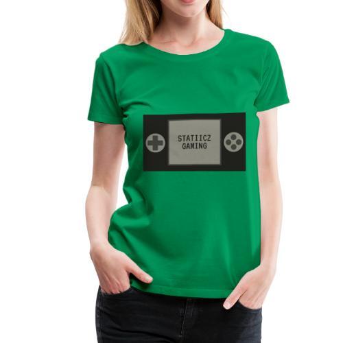 sTaTiicz - Women's Premium T-Shirt