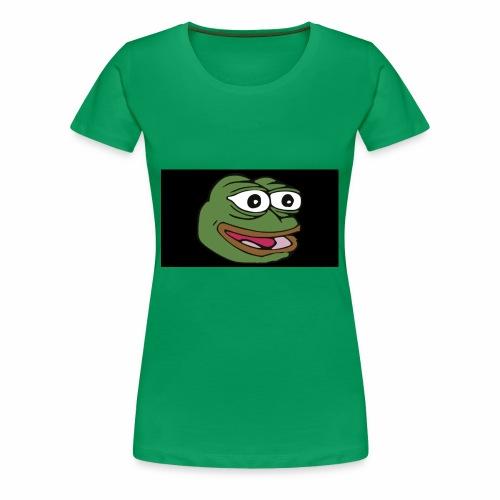anything anytime - Women's Premium T-Shirt
