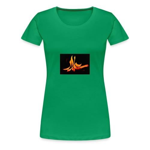 alamdar2 - Women's Premium T-Shirt