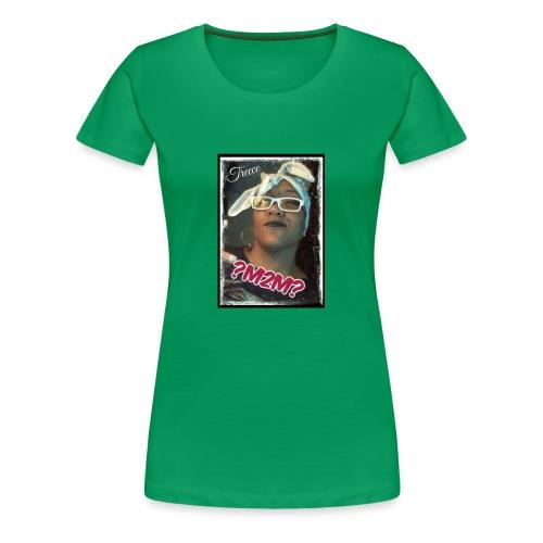 Plus Size - Support the movement by Treece ?M2M? - Women's Premium T-Shirt