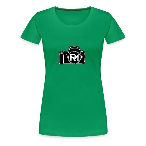 Raven Media - Women's Premium T-Shirt