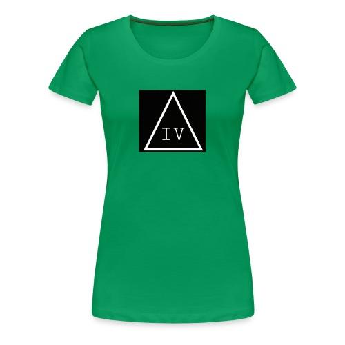 IV LOGO - Women's Premium T-Shirt