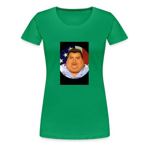 Boston depression - Women's Premium T-Shirt