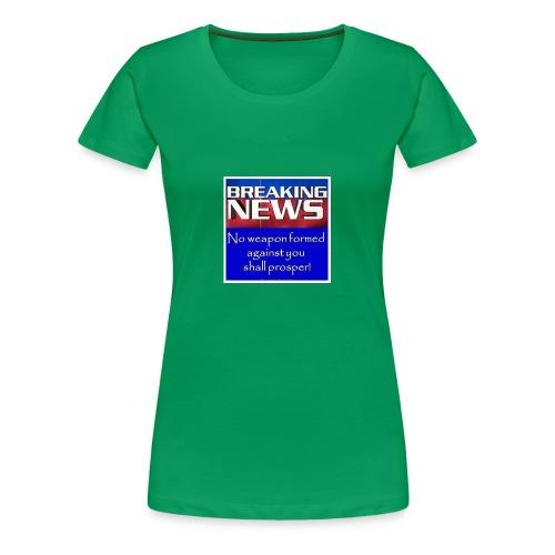 Isaiah 54:17 - Women's Premium T-Shirt