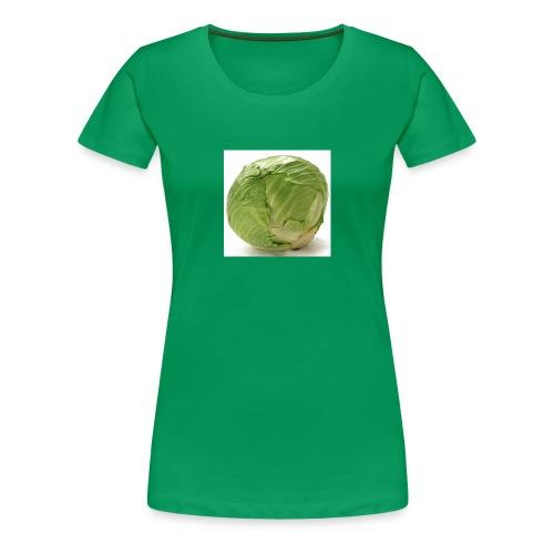 CabbageTexts Streetwear - Women's Premium T-Shirt