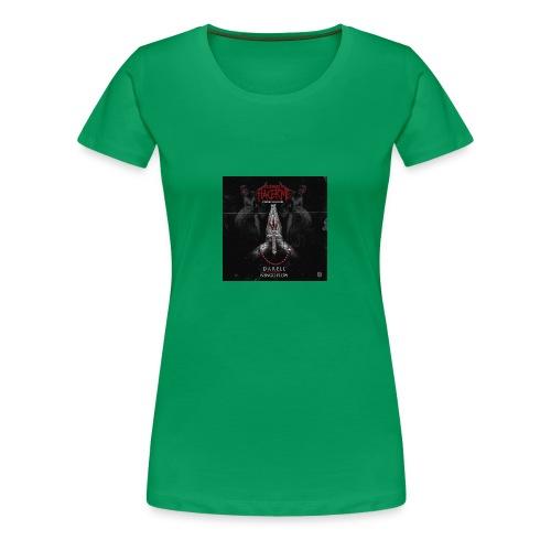 62DDFDE1 D08B 412E BF45 D54314A96A50 - Women's Premium T-Shirt