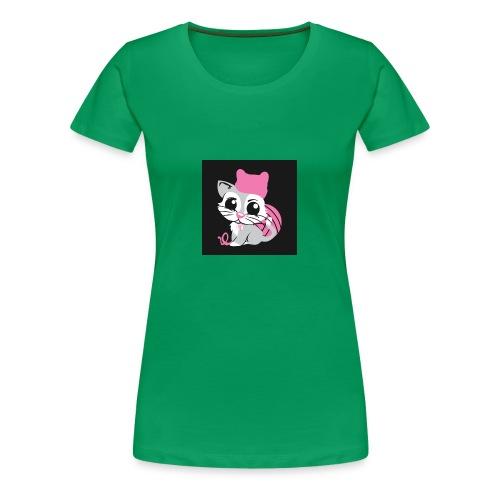 kittypower - Women's Premium T-Shirt