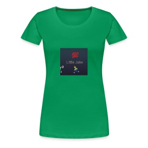 Little jake logo - Women's Premium T-Shirt