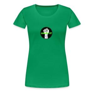 GamerBoy' s clothes - Women's Premium T-Shirt