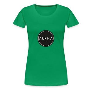alpha team fitness - Women's Premium T-Shirt