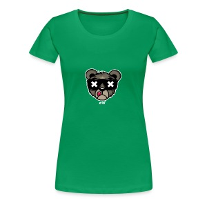 Official Heaveroo Bear - Women's Premium T-Shirt