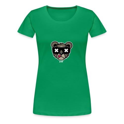 Official Heaveroo Bear - Women's Premium T-Shirt