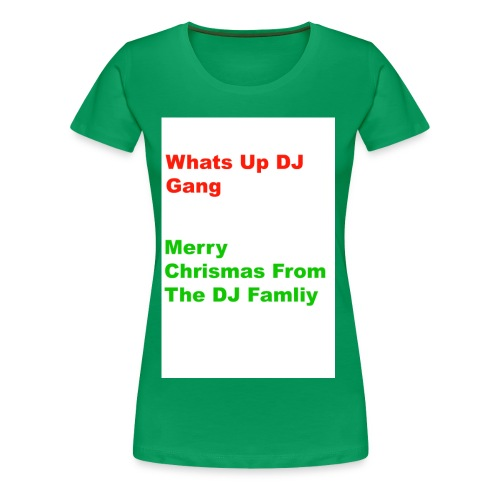 Christmas Collection - Women's Premium T-Shirt