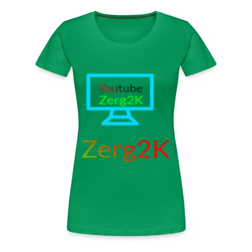 Zerg Fan!!! - Women's Premium T-Shirt