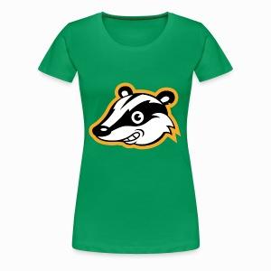 badger - Women's Premium T-Shirt