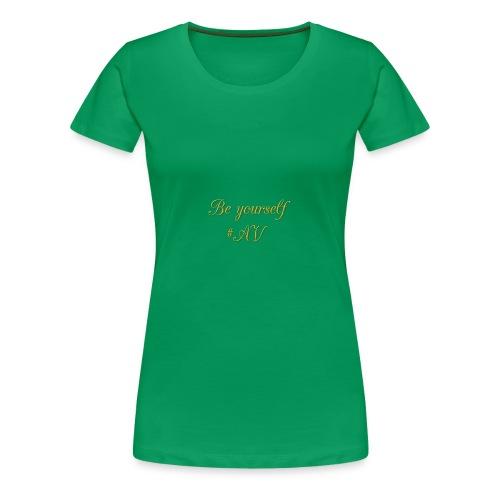 cooltext261399940662614 - Women's Premium T-Shirt